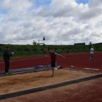 12.09.2018 Pirmo kursu vieglatlētikas sacensības