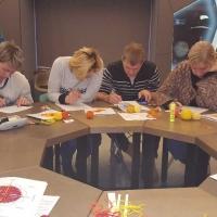 Aprūpētāju grupas mācību ekskursija
