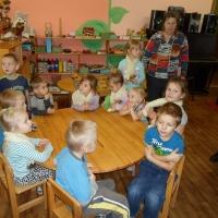 Bērnudārzā