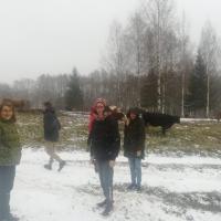 Dārnieki mācību ekskursijā , 2019