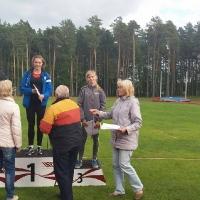 AMI SK 27. sacensības vieglatlētikā