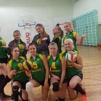 AMI SK 28.sporta spēļu sacensības volejbolā jaunietēm
