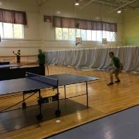 AMI SK 29.sporta spēļu apakšgrupas sacensības galda tenisā