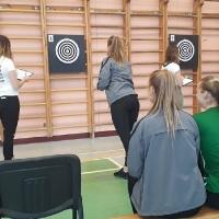 AMI SK 29.sporta spēļu sacensības šautriņu mešanā