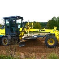 Mācības ar jauno traktortehniku