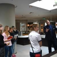 Mācību ekskursija viesnīcu speciālistiem