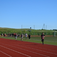 Pirmo kursu sacensības vieglatlētikā