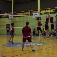 Republikas čempionāta apakšgrupas spēles volejbolā jauniešiem