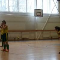 Republikas čempionāta apakšgrupu sacensības telpu futbolā jaunietēm