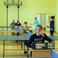 Republikas finālsacensības galda tenisā jaunietēm