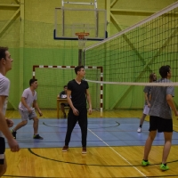 Skolas sacensības volejbolā