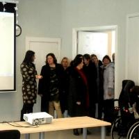Sociālās integrācijas valsts aģentūras vizīte Alsviķu struktūrvienībā