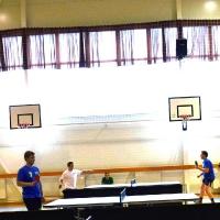 Zonas sacensības galda tenisā jauniešiem