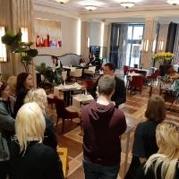 27.02.2020 Mācību ekskursijā Rīgā un Stokholmā