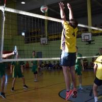 29.11.2018 Apakšgrupas spēles volejbolā jauniešiem