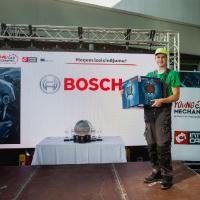 """8.06.2021 Mūsējie konkursā """"Young Car Mechanic""""."""