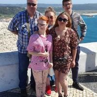ERASMUS + dalībnieki Lisabonā