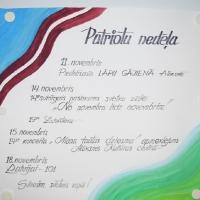 Iemīlēt Latviju nozīmē iemīlēt novembri