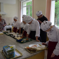 Svētki virtuves darbiniekiem un šuvējiem