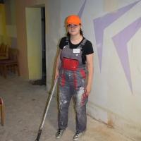 Būvstrādnieku kursu absolventi 2021
