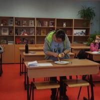 Uzņemti skolas saimē