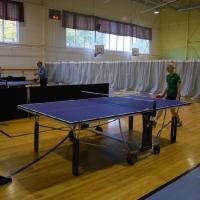 AMI SK 28. sporta spēļu 3.apakšgrupas sacensības galda tenisā jaunietēm