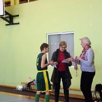 AMI SK 28.sporta spēļu apakšgrupas sacensības telpu futbolā jaunietēm