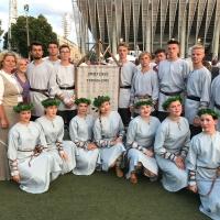 Dodamies uz Latvijas simtgades Dziesmu un deju svētkiem