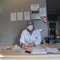 Ēnu diena tehnikuma veterinārajā klīnikā
