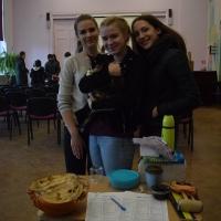 Radošā pēcpusdienā kopā ar Smiltenes vidusskolas jauniešiem