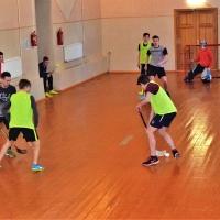 Skolas sacensības florbolā