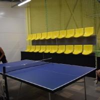 Skolas sacensības galda tenisā jauniešiem 17.10.2017