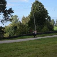 Skolas sacensības rudens krosā