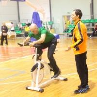 Sportisks pasākums Vidzemes reģiona AMI darbiniekiem Priekuļu tehnikumā
